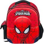 mochilas de spiderman